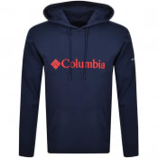 Product Image for Columbia Basic Logo Hoodie Navy