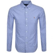 Product Image for Ralph Lauren Oxford Custom Fit Shirt Blue