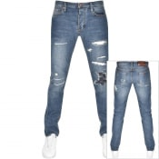 Product Image for Emporio Armani J75 Slim Fit Jeans Blue