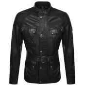 Product Image for Belstaff Trialmaster Panther Leather Jacket Black