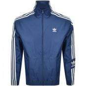 Product Image for adidas Originals Lock Up Full Zip Jacket Navy