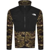 Product Image for The North Face Denali Fleece Jacket Green
