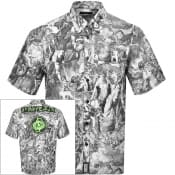 Product Image for Diesel Wed Kaos Short Sleeved Shirt White