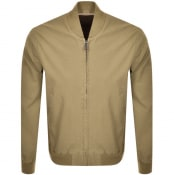 Product Image for Deus Ex Machina Buzz Bomber Jacket Beige