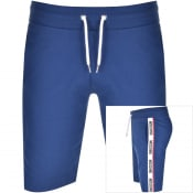 Product Image for Moschino Logo Shorts Navy