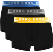 Product Image for BOSS HUGO BOSS Underwear Triple Pack Boxer Trunks