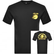 Product Image for Converse Auto Repair Logo T Shirt Black