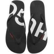 Product Image for HUGO On Fire Flip Flops Navy