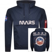 Product Image for Alpha Industries Mars Mission Anorak Blue