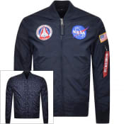 Product Image for Alpha Industries MA 1 TT Reverisble II Jacket Navy