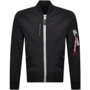Product Image for Alpha Industries MA 1 SL Jacket Black