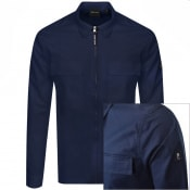 Product Image for Henri Lloyd Shore Overshirt Jacket Navy