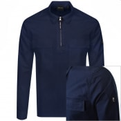 Product Image for Henri Lloyd Sand Overshirt Jacket Navy