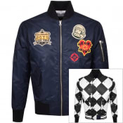 Product Image for Billionaire Boys Club Reversible Space Jacket Navy