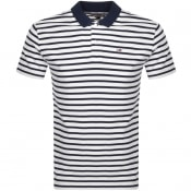 Product Image for Tommy Jeans Polo T Shirt Navy