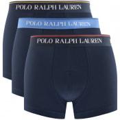 Product Image for Ralph Lauren Underwear 3 Pack Boxer Shorts