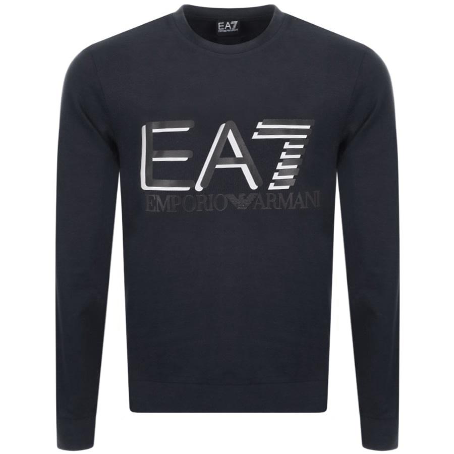 EA7 Sudadera Dark Grey XL
