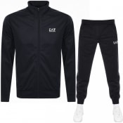 Product Image for EA7 Emporio Armani Core ID Tracksuit Navy