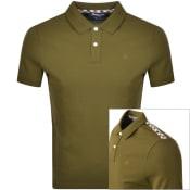 Product Image for Aquascutum Hill Polo T Shirt Green