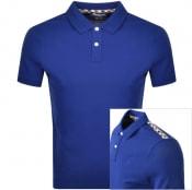 Product Image for Aquascutum Hill Polo T Shirt Blue