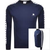 Product Image for Money Crew Neck Long Sleeve T Shirt Navy