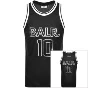 Product Image for BALR Sports Logo Vest Black