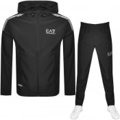 Product Image for EA7 Emporio Armani Ventus 7 Logo Tracksuit Black