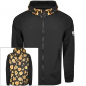 Product Image for Versace Jeans Couture Hooded Jacket Black