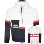 Product Image for Helly Hansen Yu20 Rain Jacket White