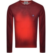 Product Image for Vivienne Westwood Crew Neck Knit Jumper Red