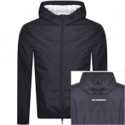 Product Image for Emporio Armani Full Zip Jacket Navy