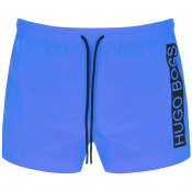 Product Image for BOSS Mooneye Swim Shorts Blue