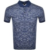 Product Image for BOSS Penrose Slim Fit Polo T Shirt Blue