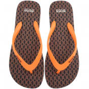Product Image for BOSS Pacific Flip Flops Navy