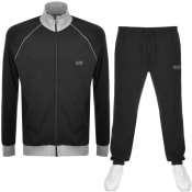 Product Image for BOSS Bodywear Lounge Tracksuit Black