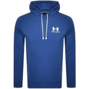 Product Image for Under Armour Terry Sportstyle Hoodie Blue