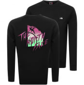 Product Image for The North Face Masters Of Stone Sweatshirt Black