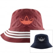 Product Image for Adidas Originals Reversable Bucket Hat Burgundy