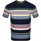 Product Image for Ted Baker Sleep T Shirt Dark Navy