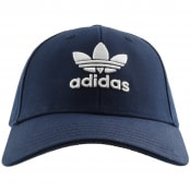 Product Image for adidas Originals Trefoil Baseball Cap Navy
