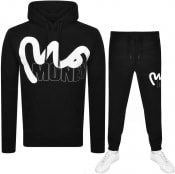 Product Image for Money Hooded Logo Tracksuit Black
