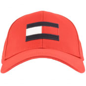 Product Image for Tommy Hilfiger Big Flag Cap Red