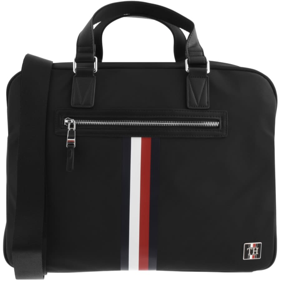 briefcase tommy hilfiger