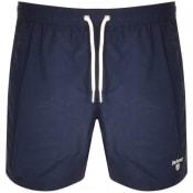 Product Image for Barbour Logo Swim Shorts Navy