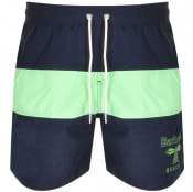 Product Image for Barbour Beacon Ridgeway Swim Shorts Navy