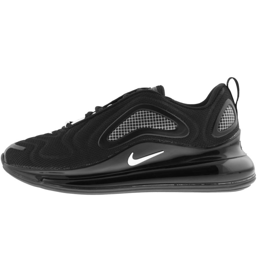 Nike Air MAX 720 Trainers Black