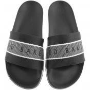 Product Image for Ted Baker Rastar Sliders Black