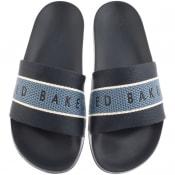 Product Image for Ted Baker Rastar Sliders Blue