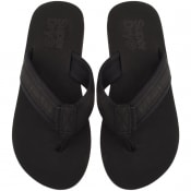 Product Image for Superdry Premium Flip Flops Black