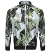 Product Image for Nike Floral Windrunner Jacket Green